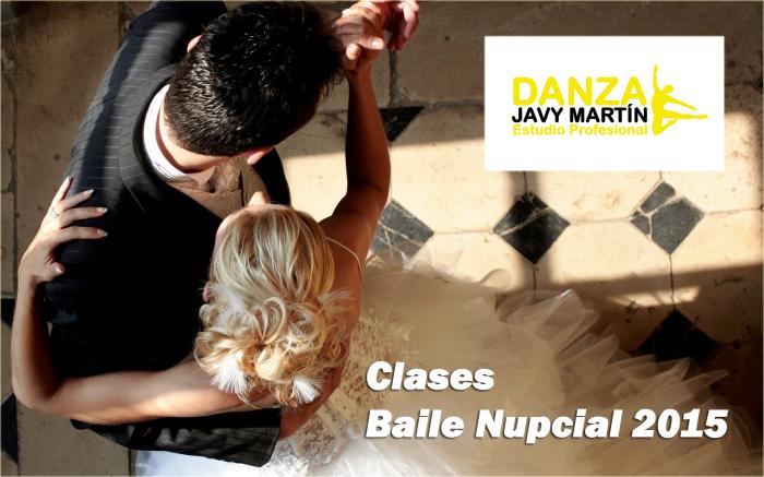 CLASES DE BAILE NUPCIAL 2015