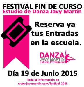 RESERVA DE ENTRADAS WEB FESTIVAL 2015 EDJM