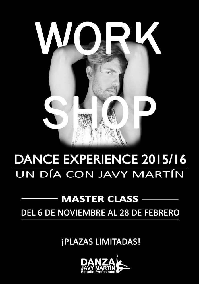 WORKSHOP JAVY MARTIN 2016